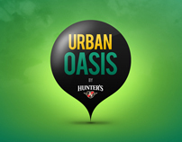 Hunters Urban Oasis (Concept)