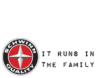 Schwinn – 'It runs in the family' Campaign