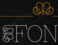 Free Font Znikomit