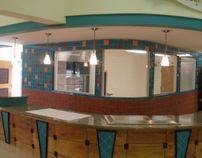 Dining Facility for Voorhees University