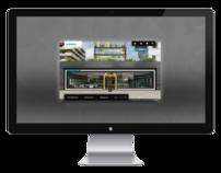 Siemens Online Showroom - Web Design