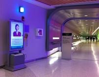 Cleveland Clinic - Interactive Wayfinding Kiosk