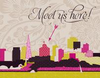 A City Love Affair Wedding Suite