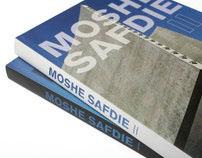 Moshe Safdie II book design