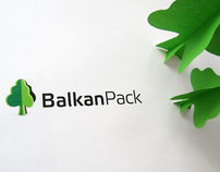 Logo Design «BalkanPack»