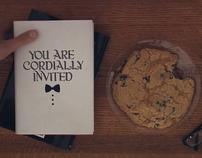 'Quick Fixe' Video Invitation