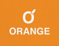 Orange // Branding