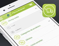 Mobile App Delivery Pão de Açúcar