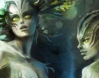 Fantasy Illustration 2012