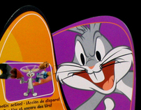 Packaging Design, Looney Tunes