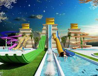 Theme Amusement Park & Resort