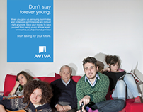 Aviva | don't be forever young