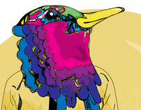 Domestic bird