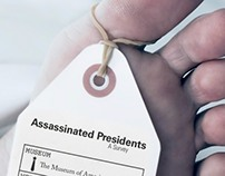 Assassinated Presidents Exhibition