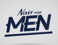 Nair for Men - Logo redesign