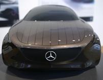 Statue Concept for Mercedes-Benz