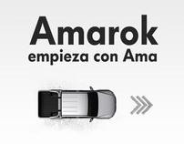 Amarok | Microsite