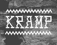 Kramp Typeface