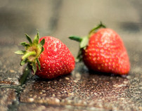 Strawberries from the Street