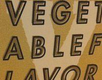 PACKAGE RE-DESIGN: Noodles.