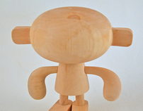 Mike Burnett's Neighborwood DIY Figure