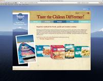 Robinson Crusoe Seafood Website
