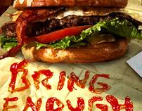 Epic Burger - concept 1 + 2