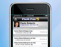 Flash Fun - Lay Out APP iPhone