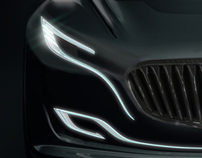 Lighting design as a brand differentiatior. Buick, GM