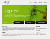 Sciera Corporate Website