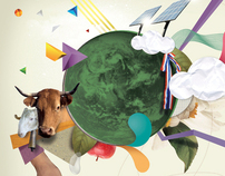 Editorial Illustrations 2012 | SELECTED