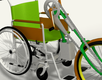 Adaptation for the Wheelchair