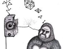 Inked illustrations