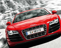 One. Hot. Summer. Day - Audi R8 Campaign