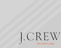 J. Crew Men's shop