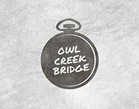 Book Cover: Owl Creek Bridge