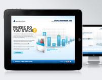 Visual Benchmark Tool iPad App