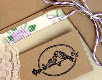 Invitation / Wedding memory kit