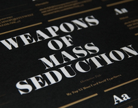 Weapons of Mass... Redux