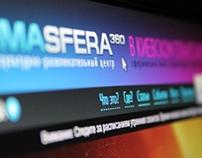 ATMASFERA 360 — website
