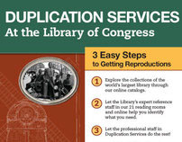 Library of Congress Duplication Services