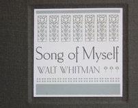 Book: Walt Whitman, Song of Myself