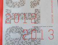 RISD Course Announcement 2012