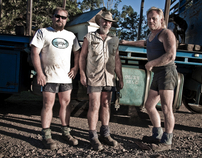 AUSTRALIA: PEOPLE & SCENERY