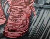 Liquid Shoes