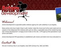 Actors Development