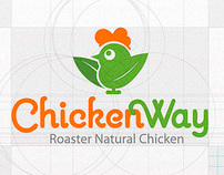 Chicken Way Branding
