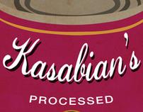 Kasabian's Processed Beats
