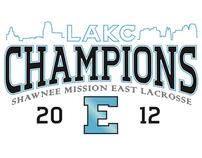 LAKC Champs Shirt