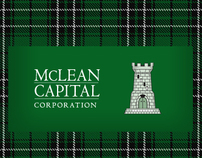 McLean Capital Corporation Identity Package and website